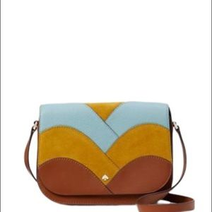 Kate Spade Nadine  PATCHWORK Purse and wallet